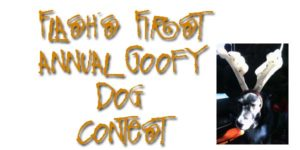 First Goofy Dog Contest