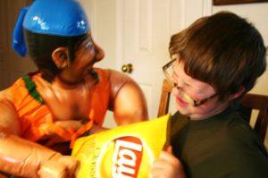 Arrrgh!! Chips!