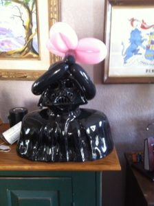 Balloon Hat Darth Raver