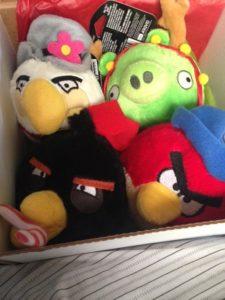 Hartz Angry Birds