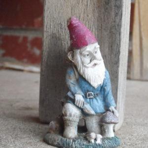 My garden gnome