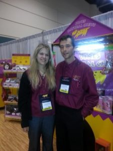 Jones Natural Chews at Global Pet Expo