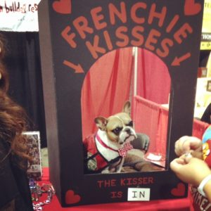 French kisses!