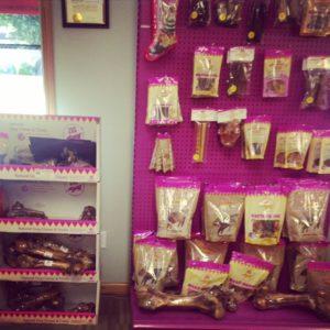 Jones Natural Chews display