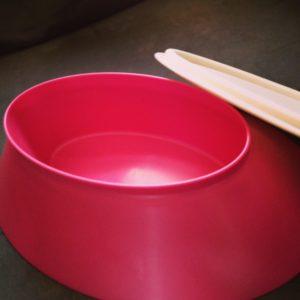 Pink Poochie Bowl