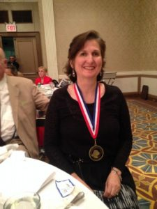 Val Silver, author of Rescue Me, winner of two Maxwell awards