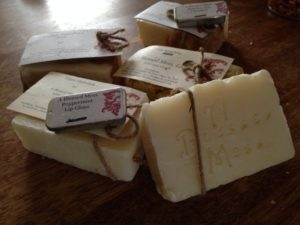 All natural soap review