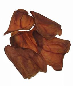 Pigs Ears from Jones Natural Chews