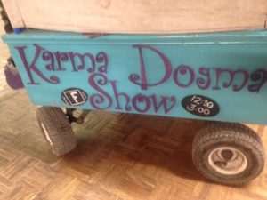 Ren faire entertainment - the Karma and Dogma Show!