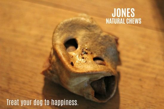 Bully Basted Snork is Jones Natural Chews latest treat for happy dogs